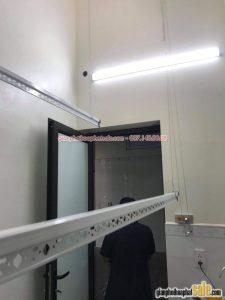 Lắp giàn phơi Hòa Phát HP999B chỉ 850k tại nhà anh Tùng, Gia Lâm Hà Nội - 02