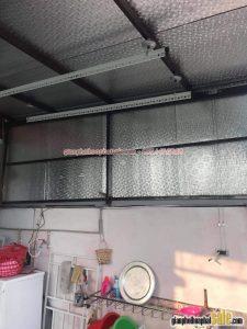 Lắp giàn phơi tại Long Biên mẫu Hòa Phát giá rẻ 590k - 07