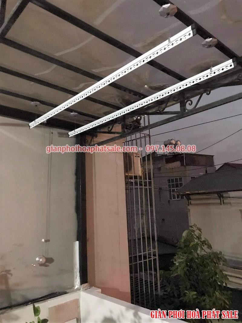 Diện mạo sản phẩm giàn phơi chung cư giá rẻ KS950