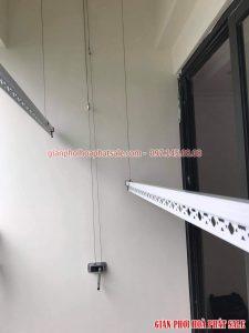 Lắp giàn phơi tại Hai Bà Trưng mẫu Hòa Phát HP368 giá rẻ - 01
