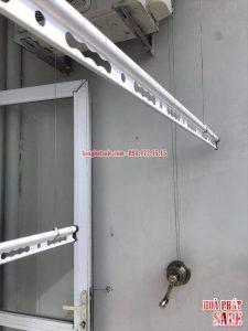Lắp giàn phơi tại Thanh Xuân mẫu Hòa Phát cao cấp HP300 - 04