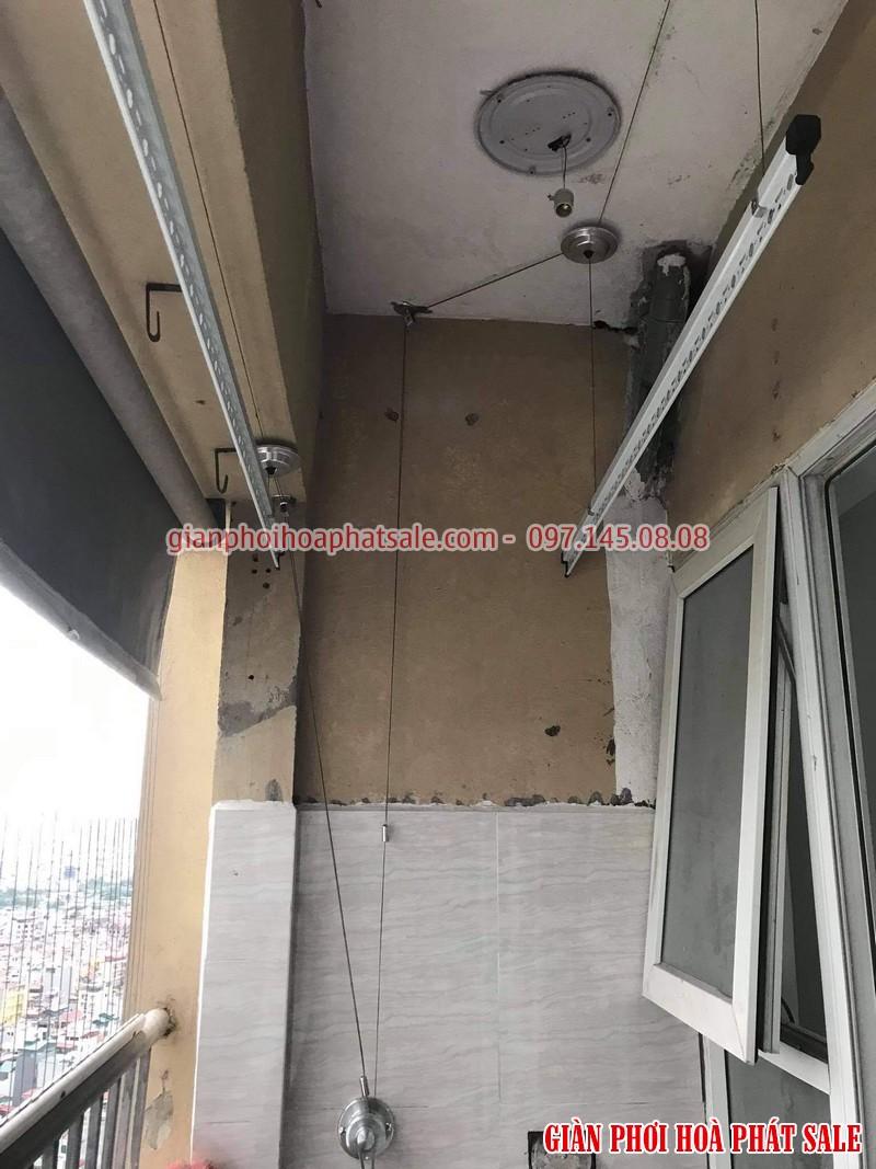 Mua giàn phơi tại Thanh Trì được miễn phí lắp đặt