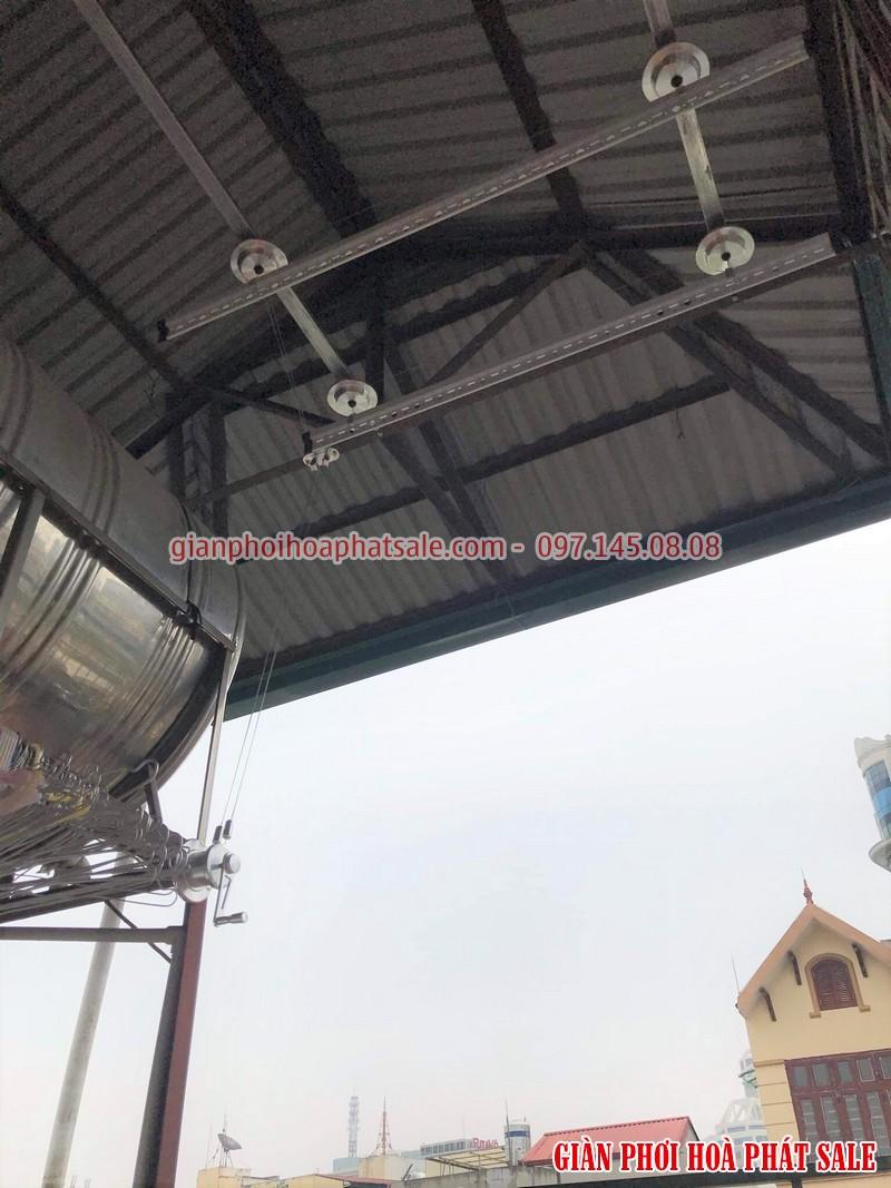 Hình ảnh lắp giàn phơi tại Hoàn Kiếm nhà anh Kiên, 87b Lý Thường Kiệt - 01