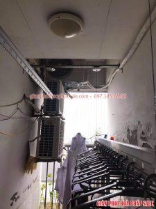 Sửa giàn phơi Thanh Xuân, thay dây giàn phơi thông minh tại chung cư 19 Nguyễn Trãi - 06