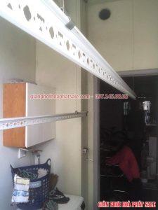 Sửa giàn phơi, thay dây cáp tại Nam Từ Liêm, chung cư Thăng Long Number one nhà anh Nghĩa - 06