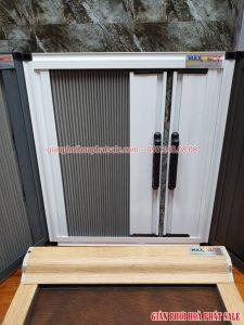 Cấu tạo cửa lưới chống muỗi bao gồm phần khung và lưới chống muỗi