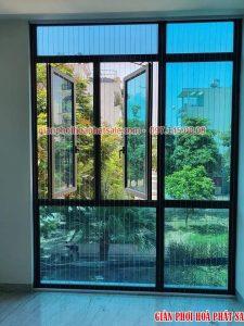 Lưới an toàn cửa sổ chung cư bảo vệ an toàn tối ưu cho người, tài sản