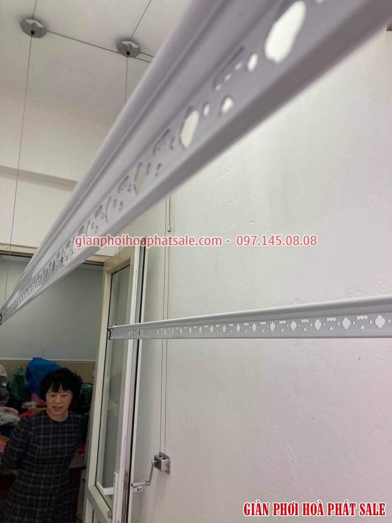 Lắp giàn phơi thông minh giá rẻ tại Đống Đa bộ Hòa Phát Q6 giá 590.000đ - 01