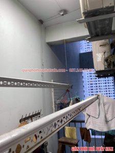 Sửa giàn phơi thông minh Thanh Trì tại chung cư Tecco Tứ Hiệp- 04