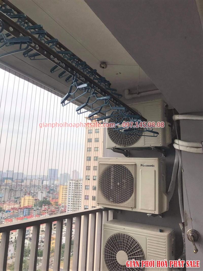 Lưới an toàn có thể phá bỏ để thoát hiểm nhanh chóng khi cần thiết