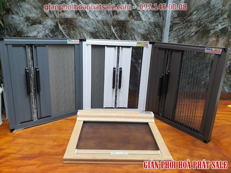 Cửa lưới chống muỗi đảm bảo độ thoáng tối ưu cho không gian